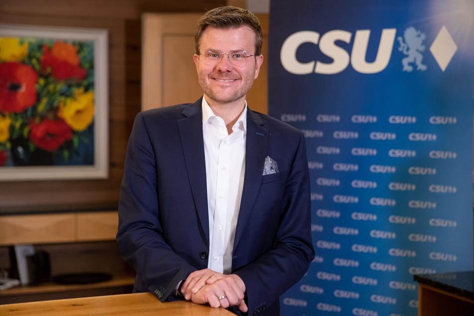 Marcus König, Oberbürgermeister in Nürnberg.