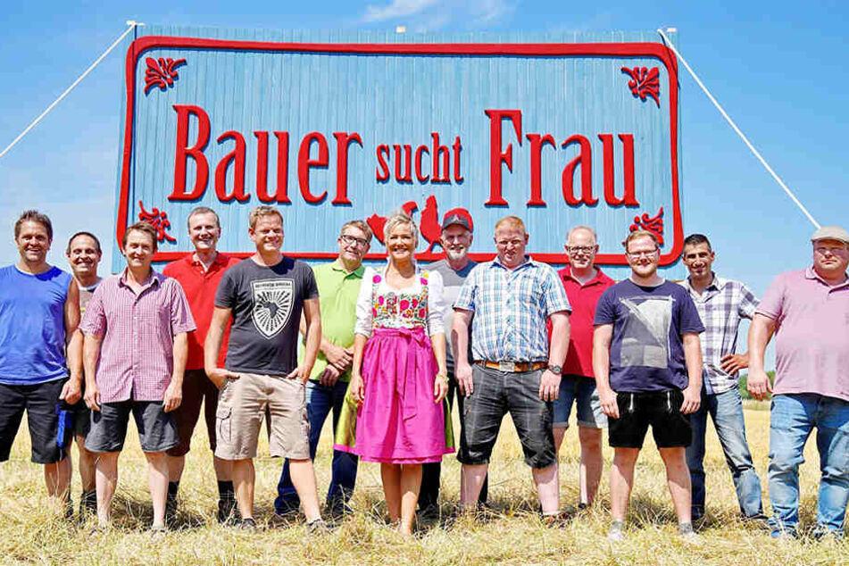"""Schon die 14. Staffel """"Bauer sucht Frau"""" war so international wie noch nie."""