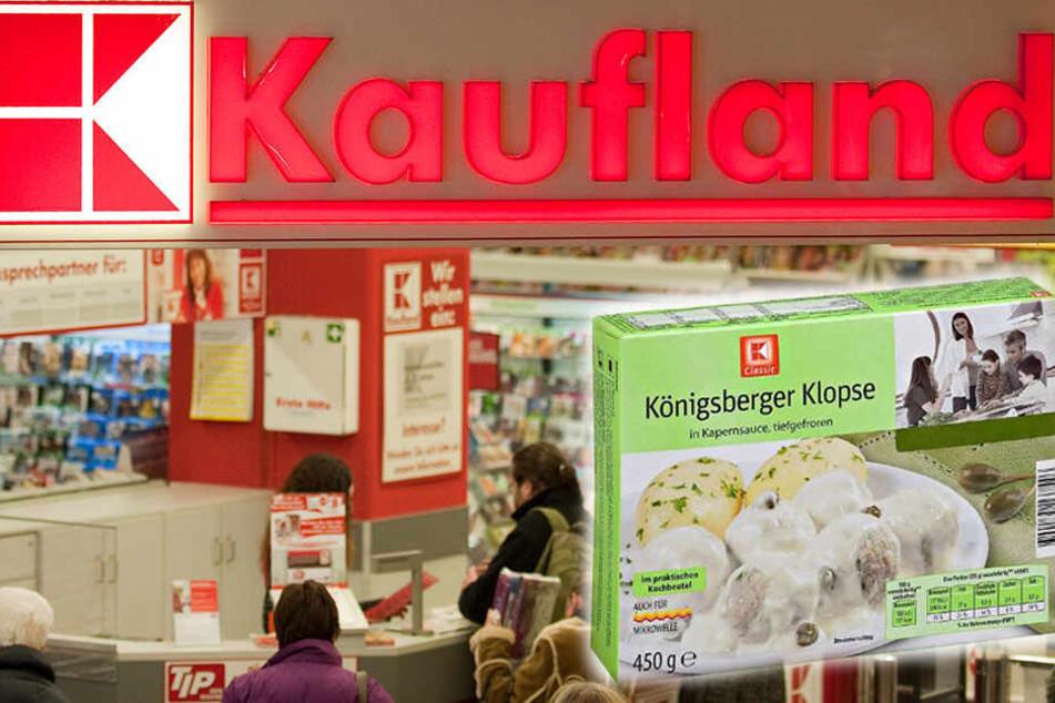 """Betroffen sind die Königsberger Klopse der Marke """"K-Classic""""."""