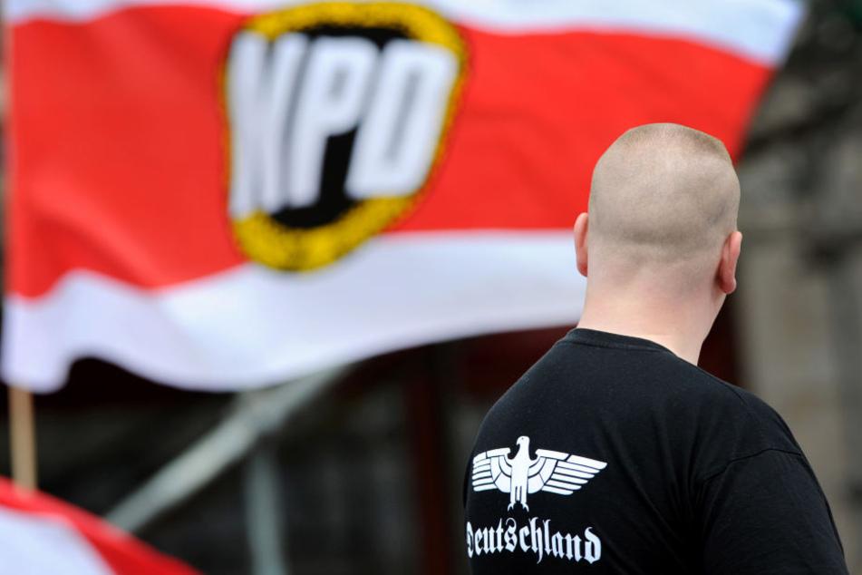 NPD-Parteitag in Büdingen: Stadt geht auf die Barrikaden