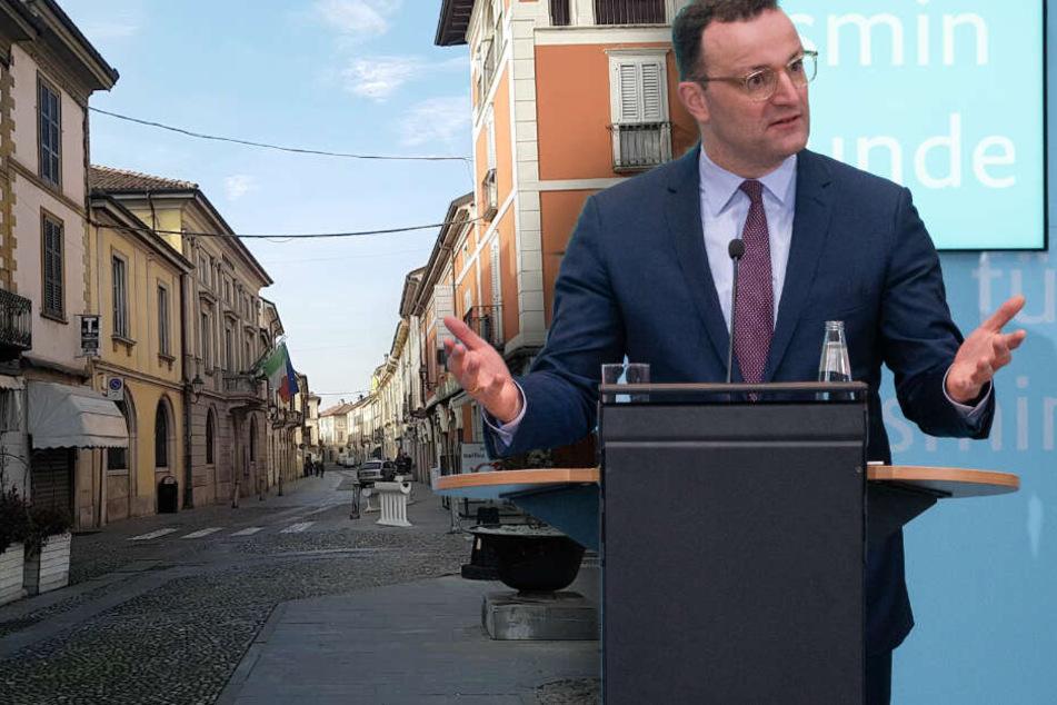 Angst vor Coronavirus: Riegelt Deutschland wie Italien bald ganze Städte ab?