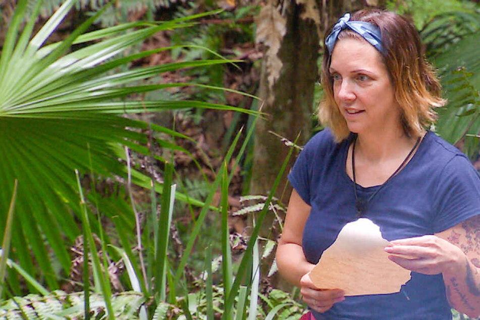 Sie schaffte es im Dschungelcamp auf den dritten Platz: Danni Büchner.