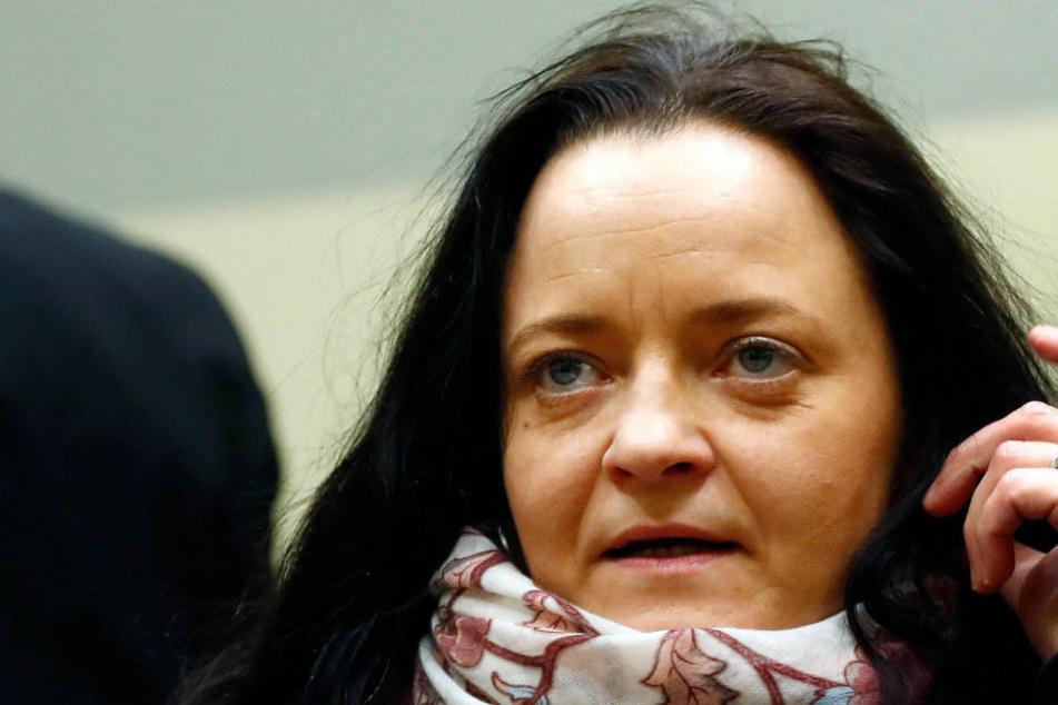 Beate Zschäpe steht in München vor Gericht.