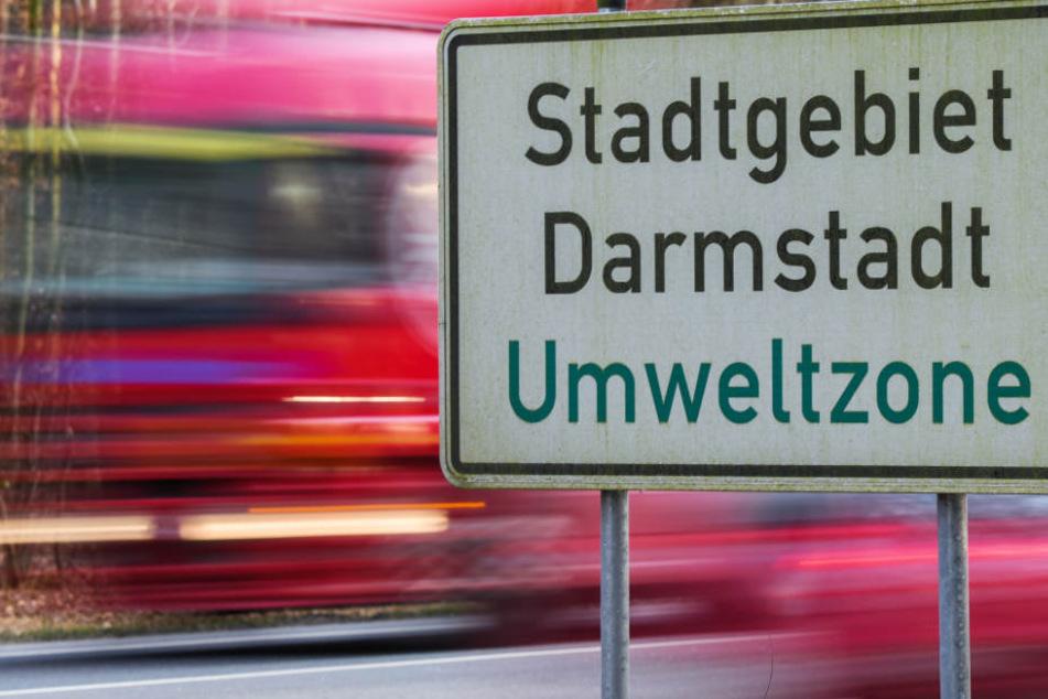 Diesel-Fahrverbot in Darmstadt? Das Verwaltungsgericht verhandelt