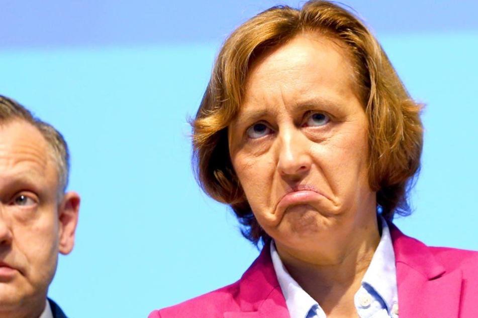 Nur scheinbar knapp entging AfD-Politikerin Beatrix von Storch (47) einer Anklage.