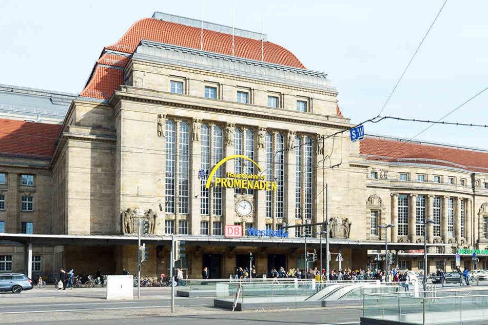 Von Mittwoch bis Sonntag wird die Westseite des Hauptbahnhofs komplett gesperrt.