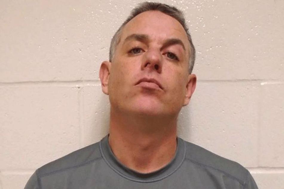 Terry Y. (38) auf einem Polizeifoto.