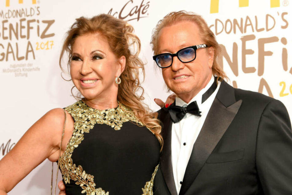 Ob Carmen und Robert Geiss auch schon gemeinsam eine Tanzschule besucht haben?