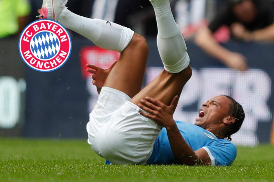 FC Bayern bangt um Wunschkandidat: Muss Sané operiert werden?