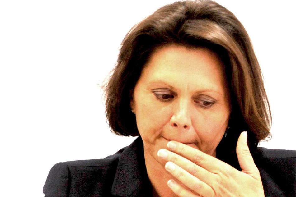 Ilse Aigner (52) ist Single, aber nicht lesbisch.
