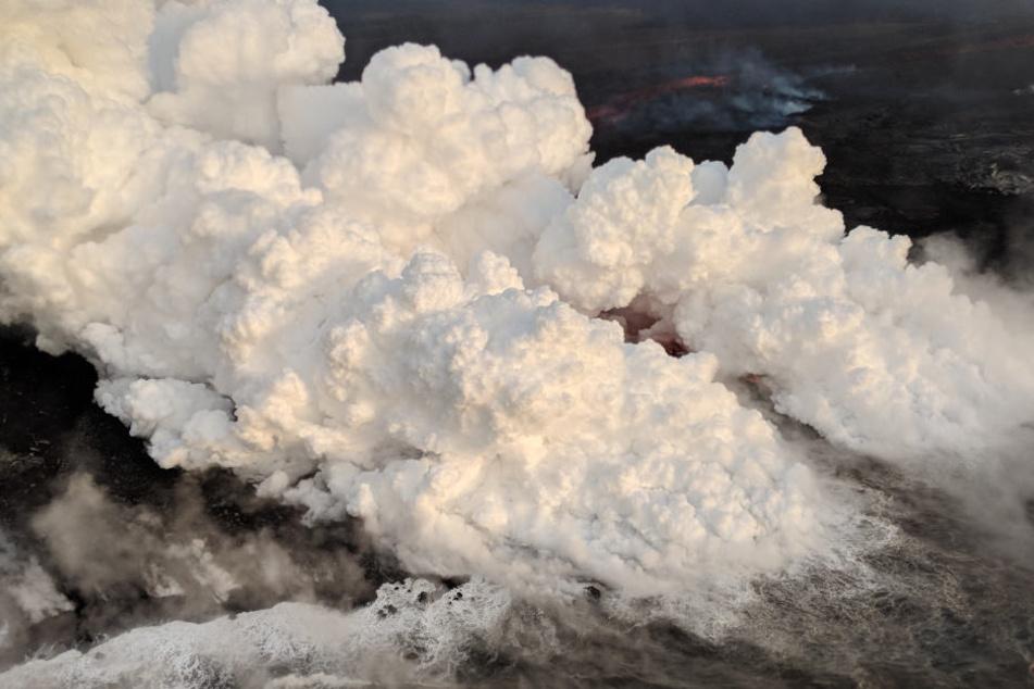 Erdbeben-Schwärme werden stärker und auch die Zyklen verkleinern sich - das könnte zu einem Vulkan führen.