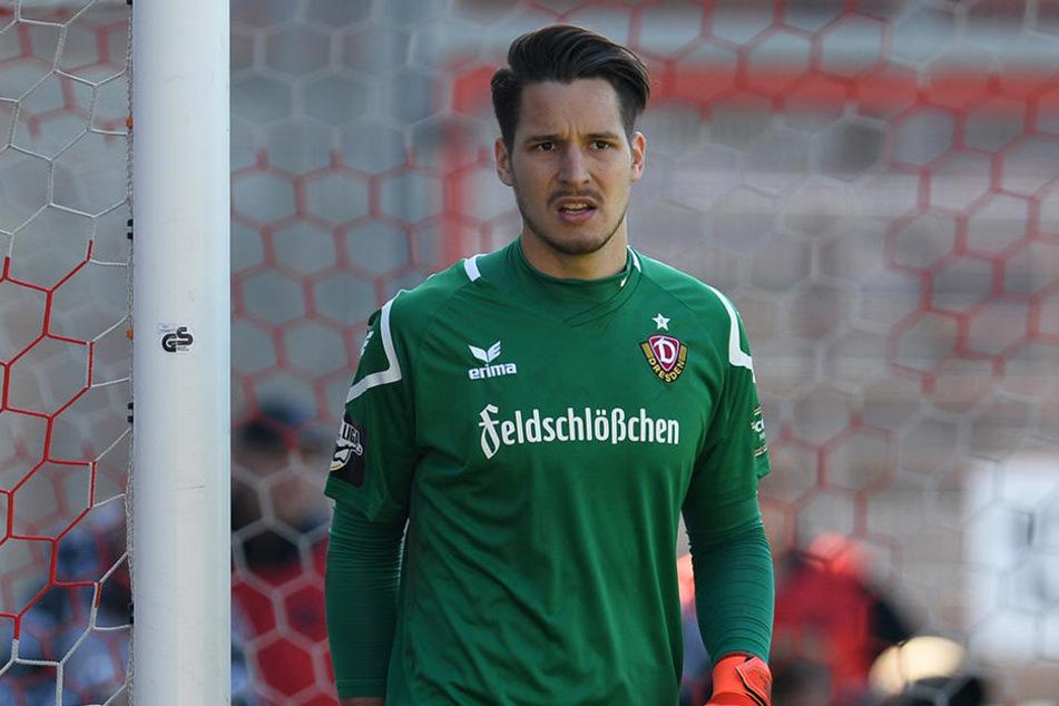 Janis Blaswich erlitt ein hartes Schicksal. Weil die Bedingungen für eine erneute Ausleihe nicht passten, musste er in Mönchengladbach bleiben.