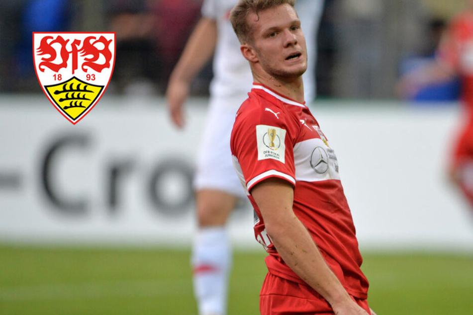 Ganz, ganz bitter! U19 vom VfB verzockt Führung und verpasst Deutsche Meisterschaft