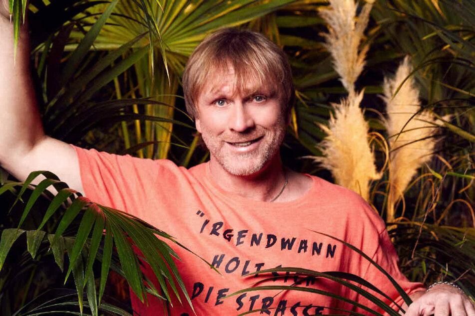 Im Dschungel trifft Ansgar Brinkmann auf elf andere Kandidaten, die er alle nicht kennt.