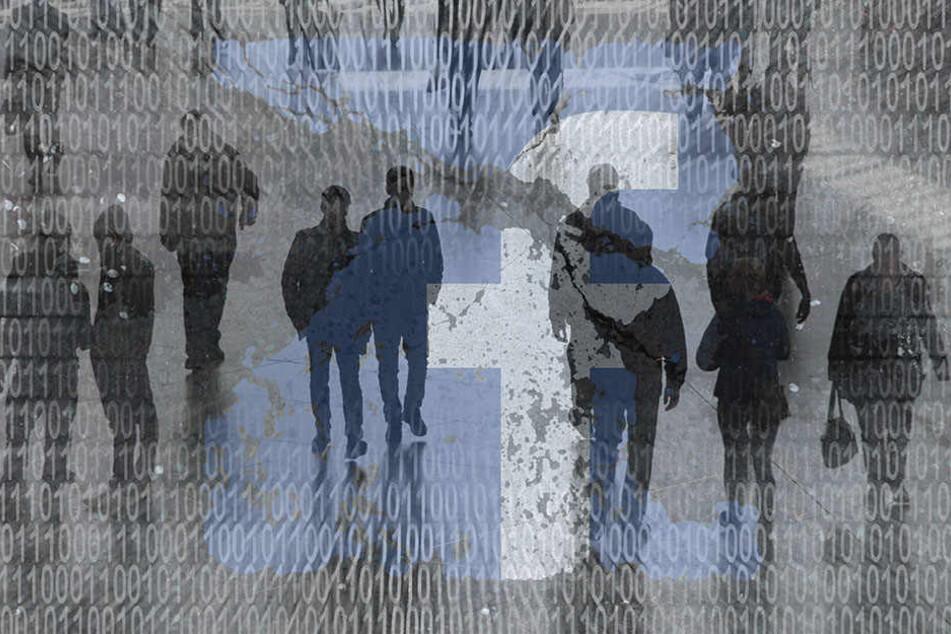 Der Shitstorm bei Facebook kam von anonymen Fake-Profilen. (Symbolbild)