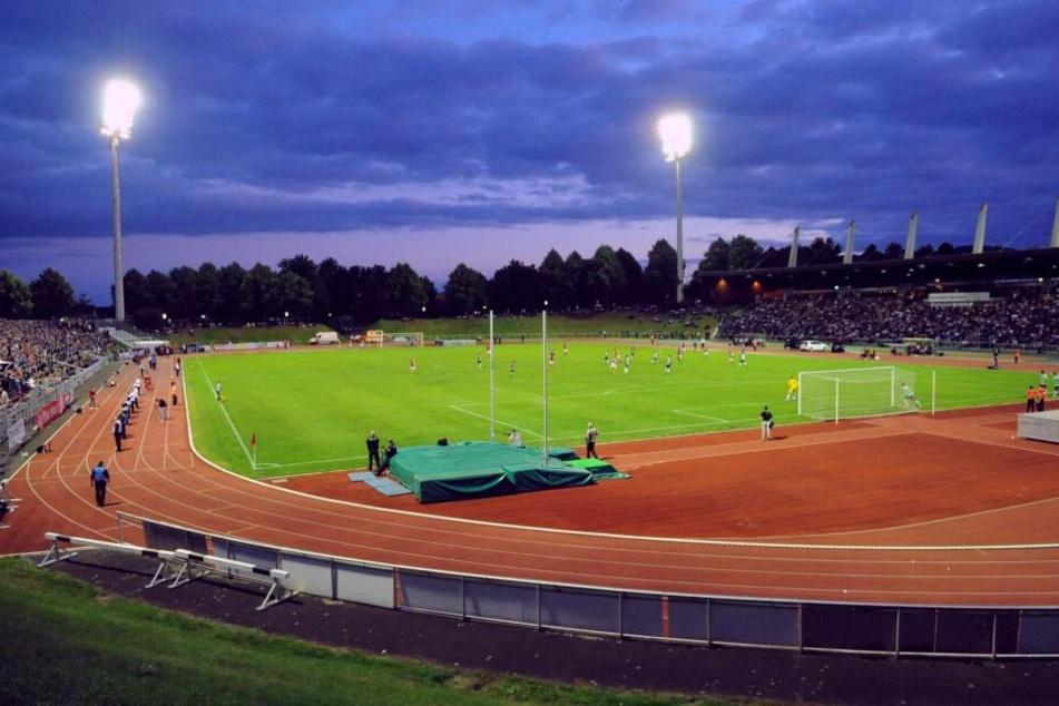 Das Finale findet im Parkstadion Baunatal statt.