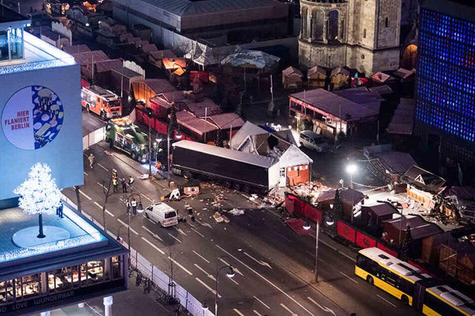 Berliner Terroranschlag: Noch immer Verletzte in Kliniken