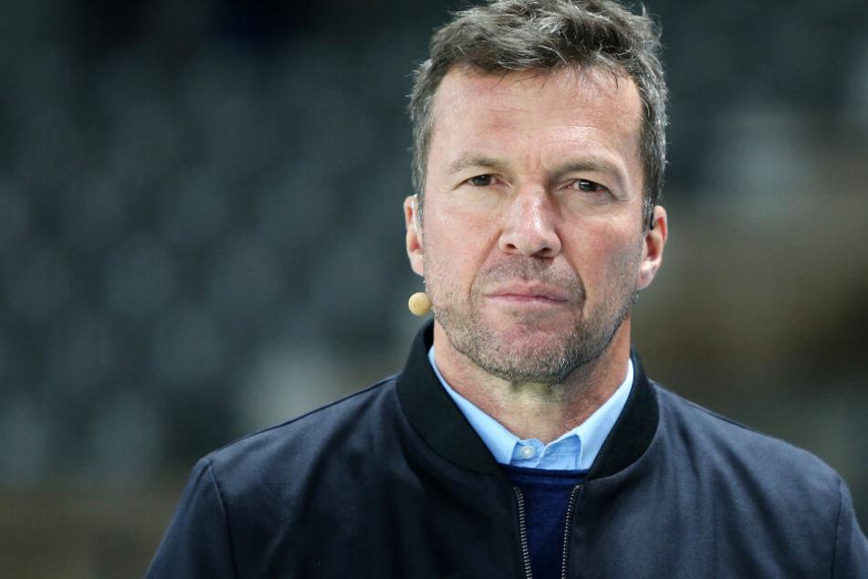 Lothar Matthäus ist von Oliver Kahn als Vorstandsvorsitzendem überzeugt.