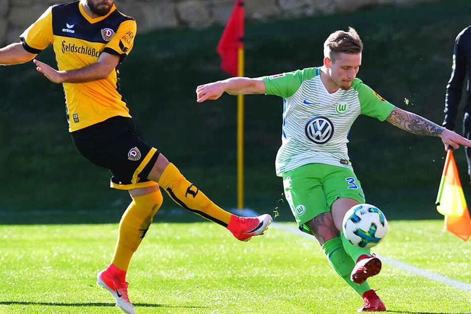 Ex-Dynamo Stefaniak wechselt von Wolfsburg in die Zweite Liga