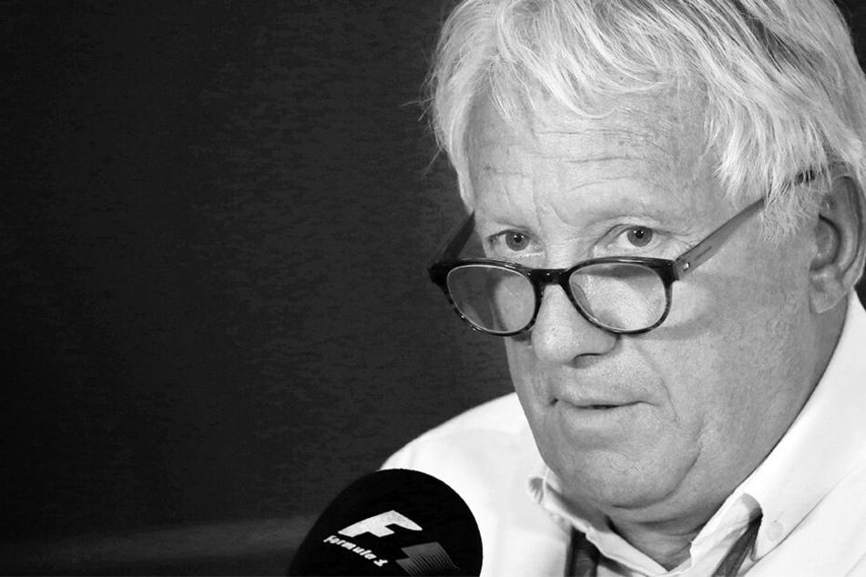 Formel-1-Welt unter Schock: Charlie Whiting ist tot!