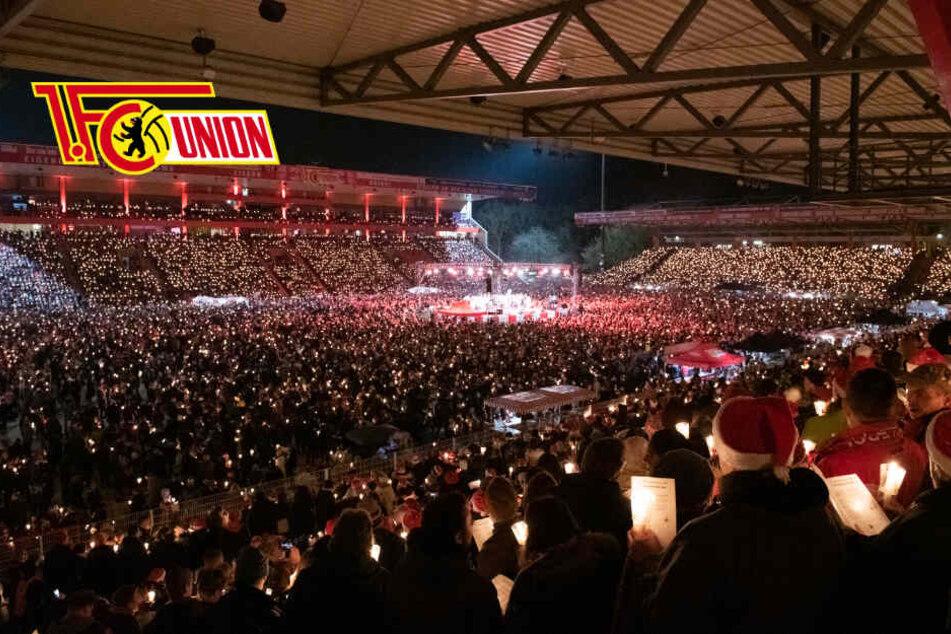 Unions Jahres-Highlight: Karten für eisernes Weihnachtssingen werden erstmals verlost!