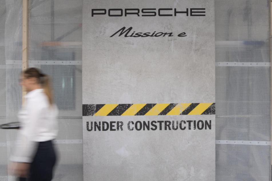 """Vom """"Mission E"""" sollen 20.000 Fahrzeuge pro Jahr vom Band laufen."""