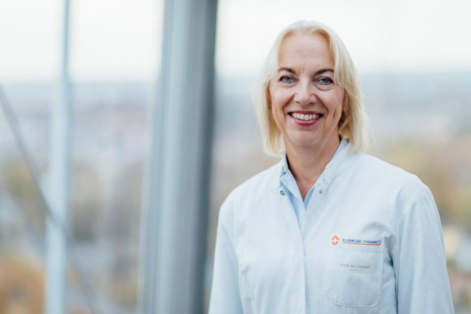 Prof. Dr. Katrin Engelmann, Chefärztin für Augenheilkunde im Klinikum Chemnitz