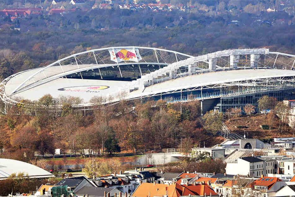 Die Red Bull-Arena begrüßte im letzten Jahr 668.312 Besucher.
