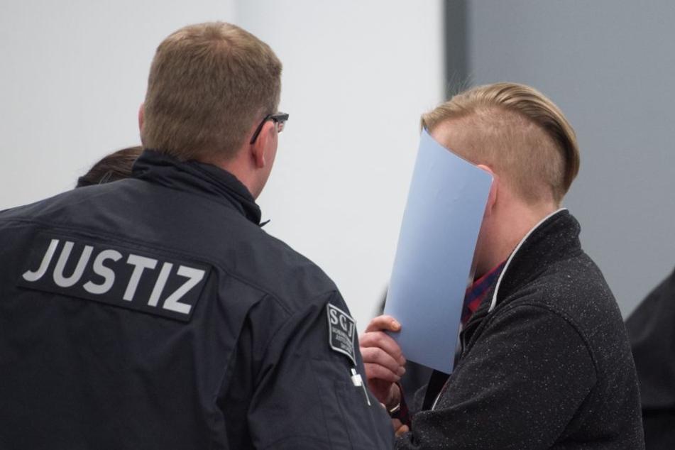 Maria K. (28) als Angeklagte vor dem Oberlandesgericht.