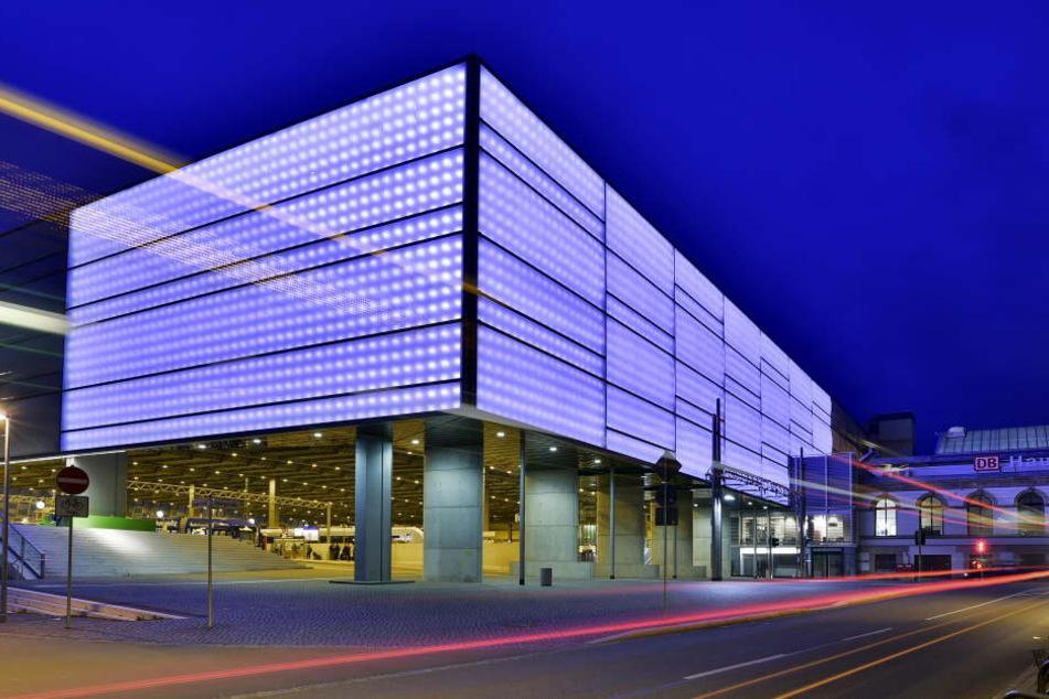 Der umgebaute Hauptbahnhof wurde in Berlin mit einem Preis ausgezeichnet.