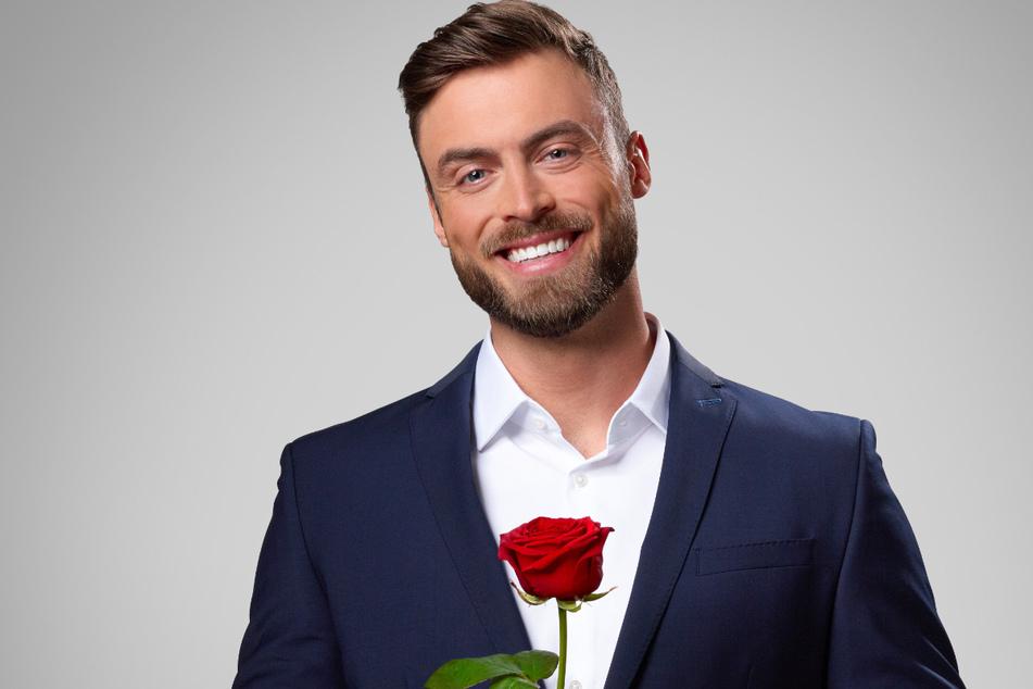 """Niko Griesert (30) sucht derzeit in """"Der Bachelor"""" eine Frau."""