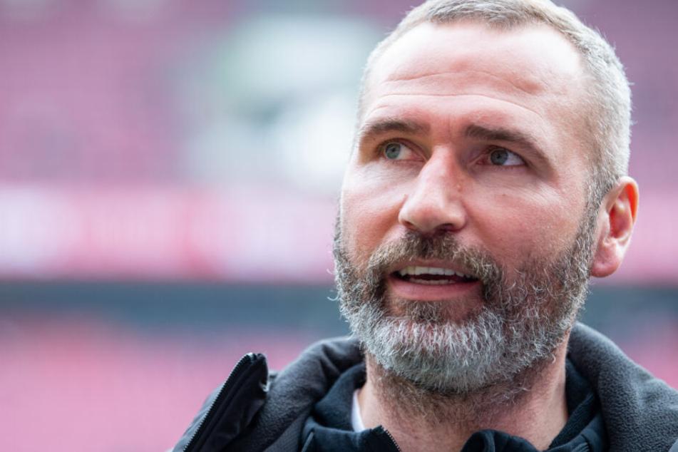Wird der neue Cheftrainer des VfB: Holstein-Kiel-Coach Tim Walter.