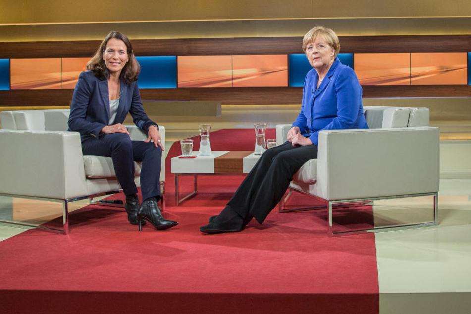 Steht wirklich nur Merkel zur Wahl?