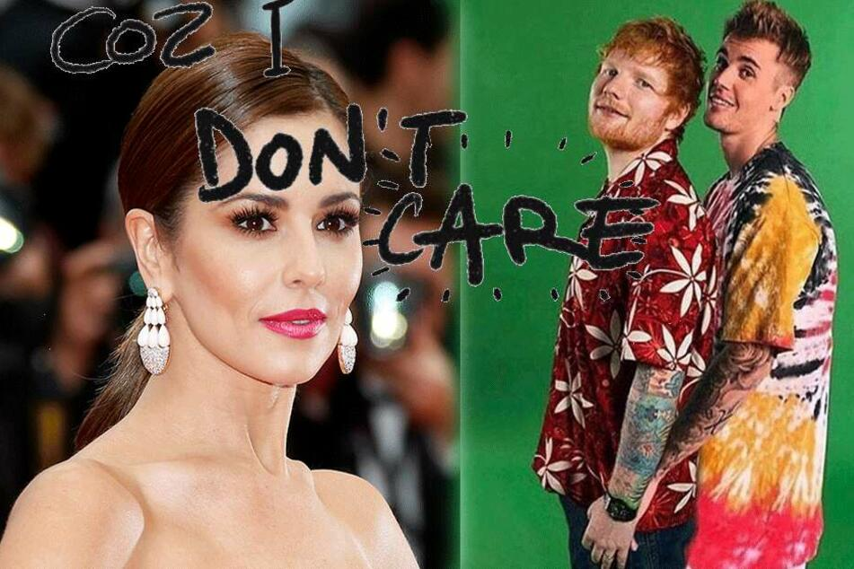 Haben Ed und Justin wirklich eine Melodie von Cheryl Cole kopiert?