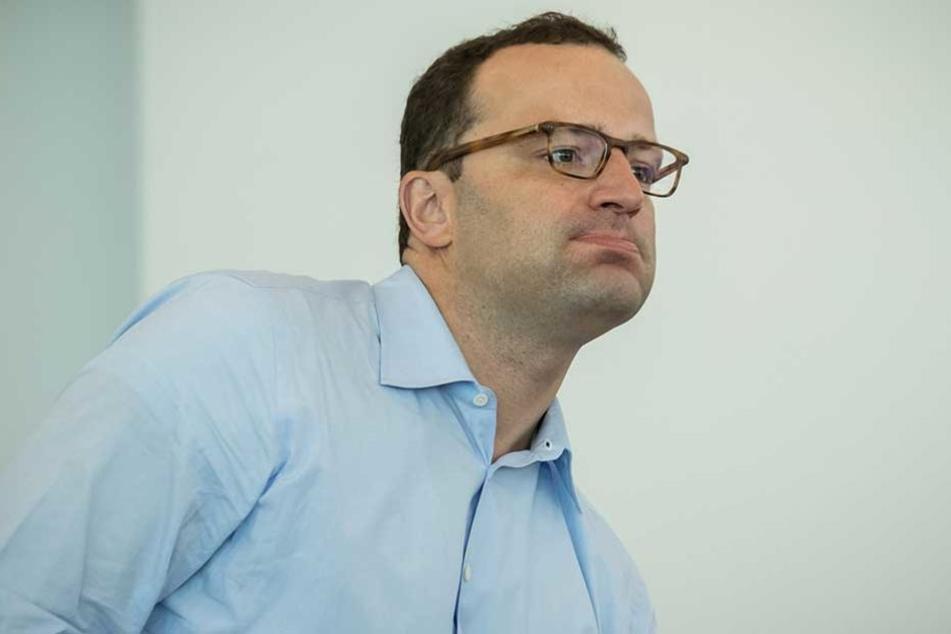 Der CDU-bundestagsabgeordnete Jens Spahn (37).