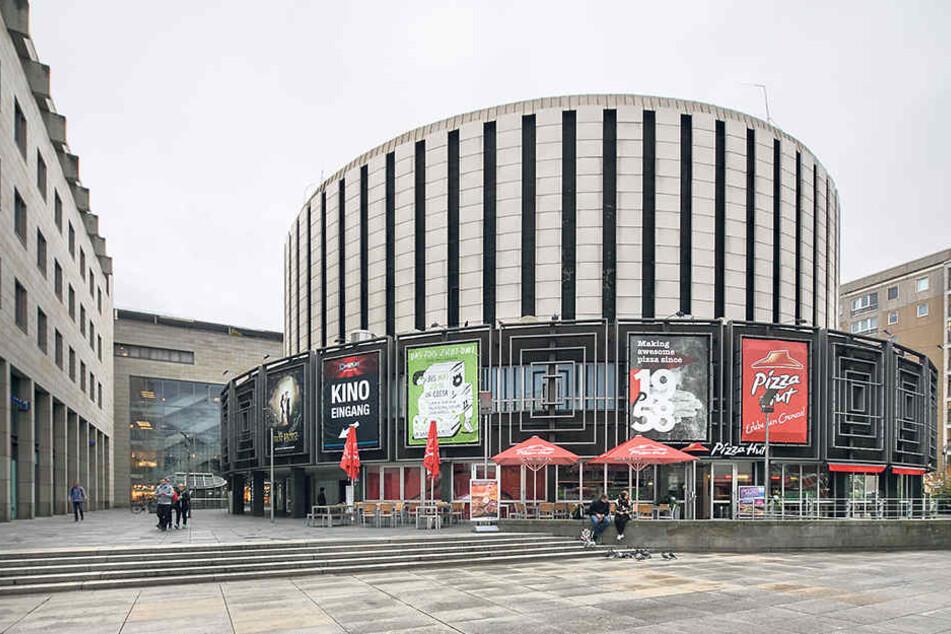 Das Rundkino ist seit 1972 eine  Dresdner Institution.