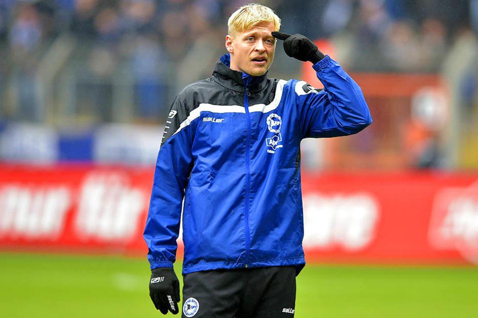 Manuel Hornig hat gleich mehrere Optionen, wenn seine Profi-Karriere endet.