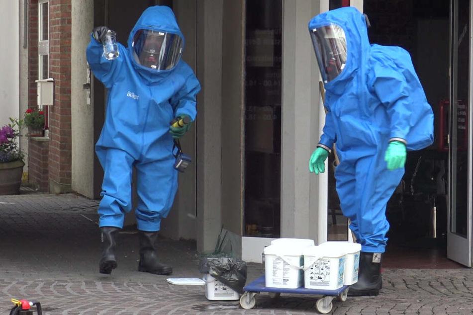 Chemie-Attacke auf Frisör-Salon: Acht Personen im Krankenhaus