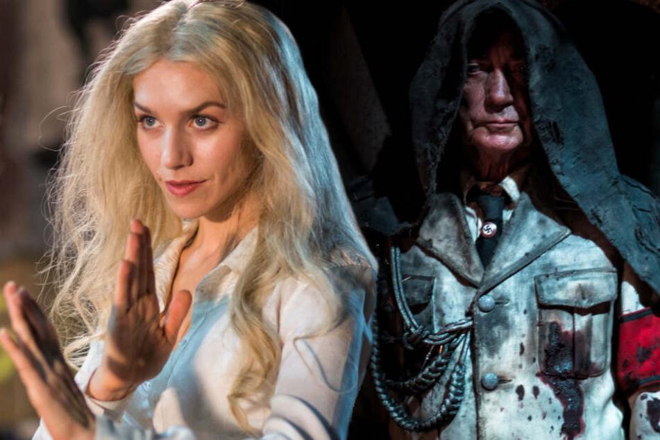 Die deutschen Schauspieler Julia Dietze und Udo Kier sind auch in der Fortsetzung wieder dabei.