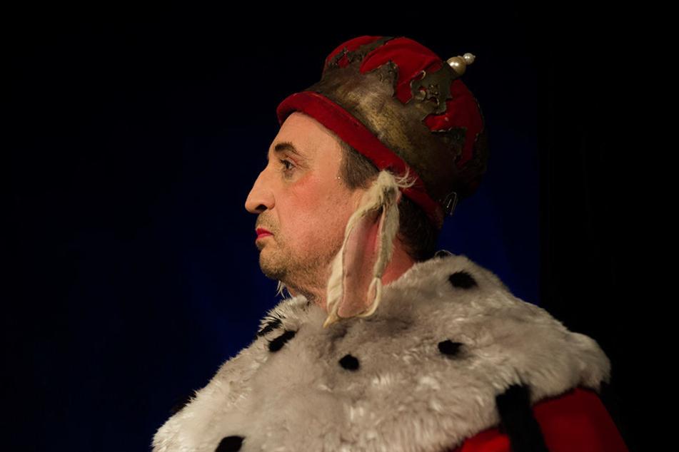 Es war einmal ein Kaiser mit Ziegenohren, und der hieß Trojan...