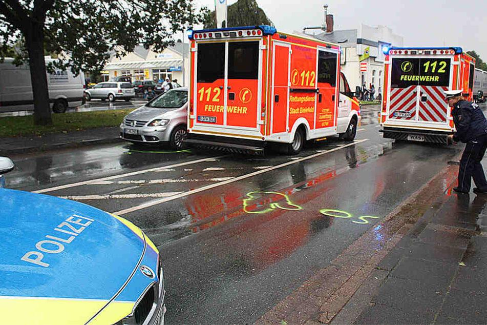 Schwerer Unfall: 6-Jähriger wird von Motorhaube geschleudert