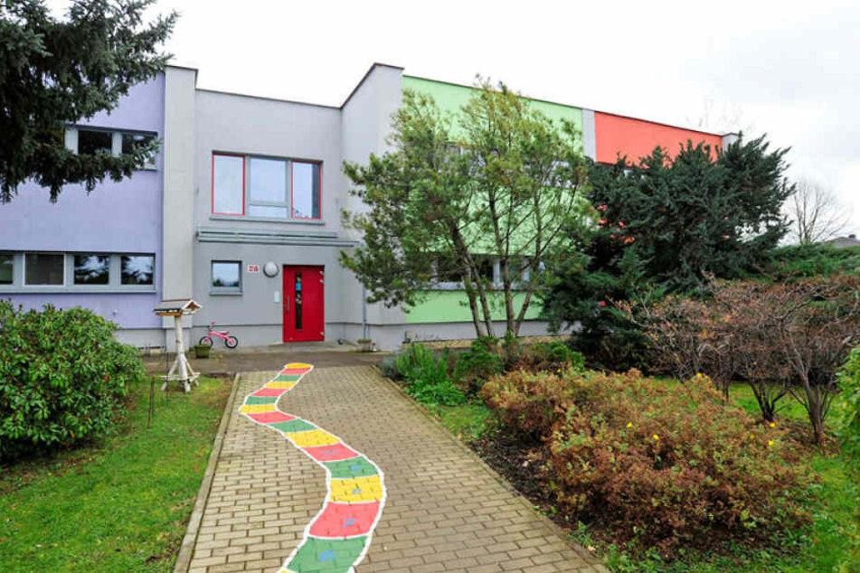 Die kommunale Kita Oberhohndorf. Ab nächstem Jahr sollen die Elternbeiträge in Zwickau steigen.