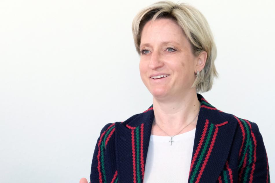 Wirtschaftsministerin Nicole Hoffmeister-Kraut.
