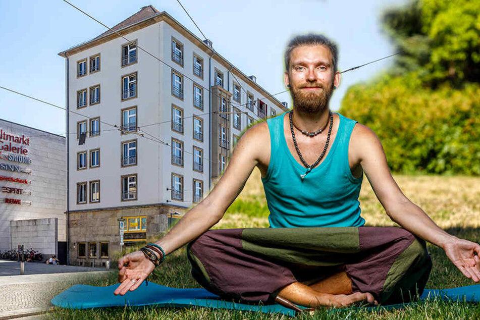 Ommm! Chemielehrer plant erstes Yoga-Café in Dresden
