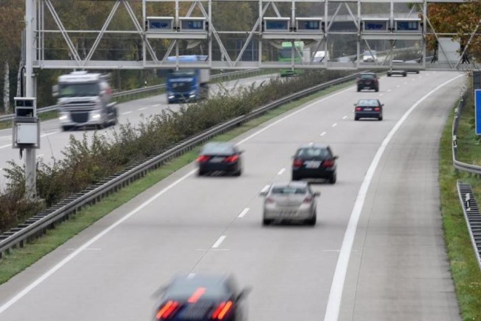 Der Vorfall ereignete sich auf der Autobahn 52 in Nordrhein-Westfalen. (Symbolbild)