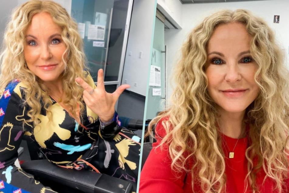"""Katja Burkhard (56) moderiert seit über 14 Jahren das RTL-Mittagsmagazin """"Punkt12"""". Eine unüberlegte Formulierung brachte ihr jetzt einen Shitstorm ein."""