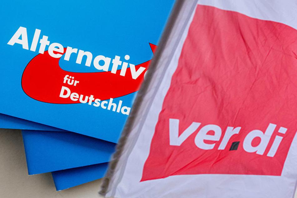 Verdi will Positionen der AfD entlarven und Inhalte der Partei denen von Verdi gegenüberstellen.