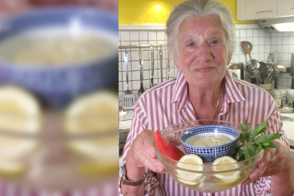 Futtern wie bei Muttern! Deutschlands älteste Food-Bloggerin lädt zum Abendessen