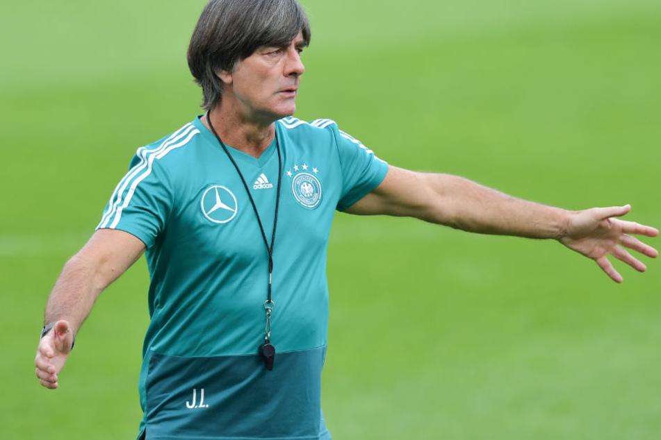 Joachim Löw glaubt trotz der Bayern-Krise an seinen Trainer-Kollegen Niko Kovac.