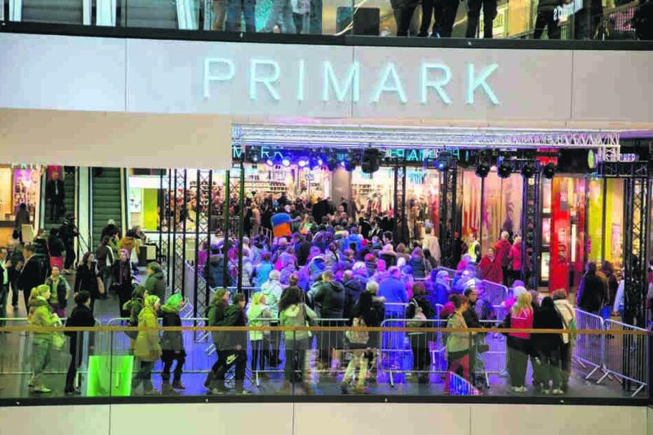 Im November 2014 eröffnete Primark in der Galerie. 100 Wachleute und ein extra Sicherheitskonzept waren nötig.